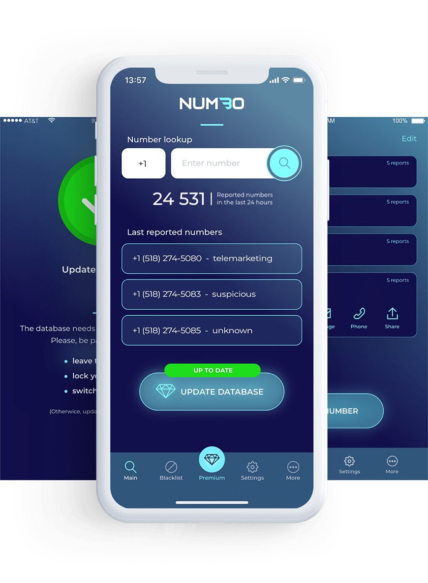 Numbo Call Blocker: Zastavte otravné telefonáty na vašem iPhone.